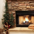 Elmwood Park Fireplace by BMF Masonry