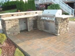 Outdoor Living, Fireplace and Kitchen