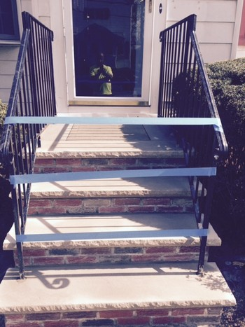 Steps Replacement by BMF Masonry