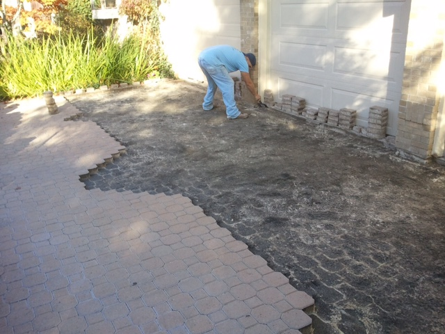 New Driveways Installed and Designed