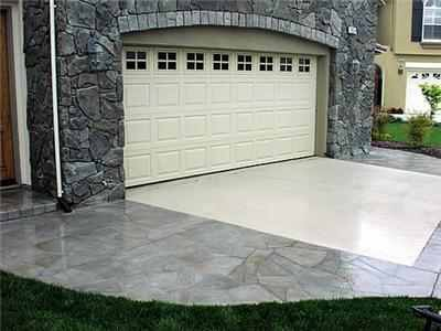 Beautiful Stone Work by BMF Masonry for Residential Driveways in Saddle Brook, NJ