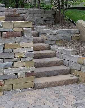 Steps in NJ by BMF Masonry
