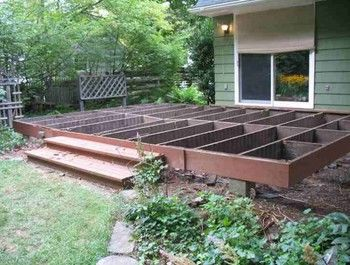 Deck Building by BMF Masonry