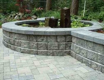 Hardscape by BMF Masonry in NJ