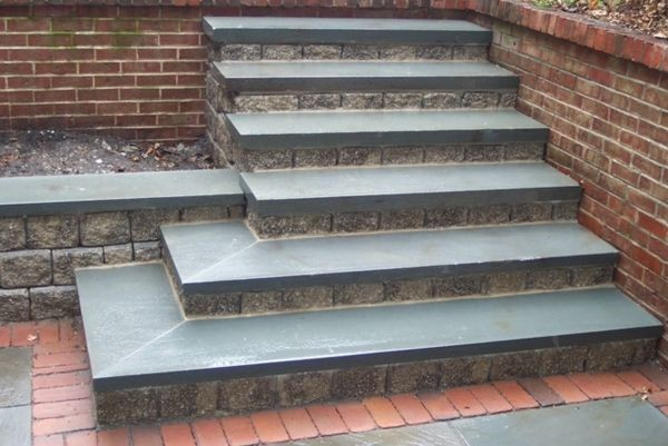 New Steps Installation in Westwood, NJ (1)