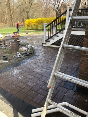 Paver Installation in Teaneck, NJ (2)
